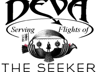 This menu design wan made for the nonprofit Merchants of Deva in their 2013 Steamcon event sponsored by Seeker Wines. All copyrights belong to that client.